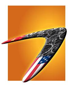 China USA boomerang of manufacturing