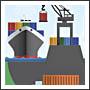 Port illustration