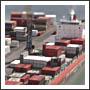 Miniture Model Port