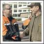 UPS aquires TNT with a handshake