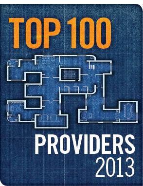 Top 100 3PL Chart 2013