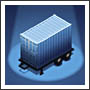 Spotlit Container