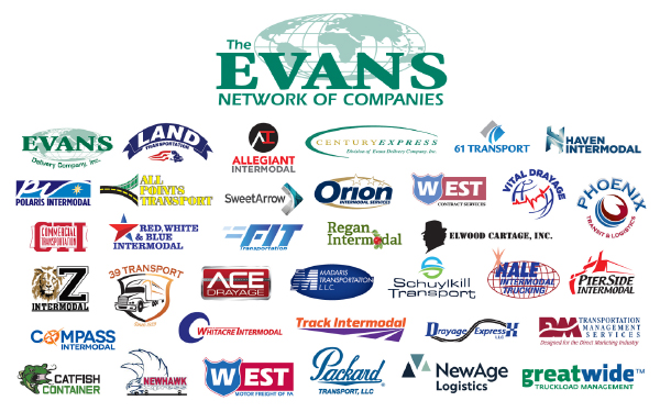 Evans Network of Companies - Logistics Planner Profiles - Inbound