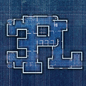 3PL blueprint illustration