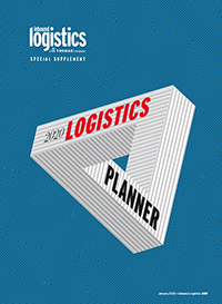 2020 Logistics Planner Cover