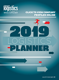 2019 Logistics Planner Cover