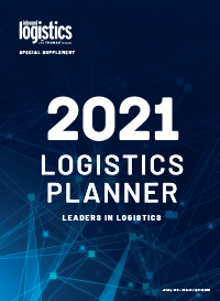 2021 Logistics Planner Cover