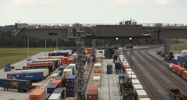 Intermodal Transportation: Rise and Shine - Inbound Logistics