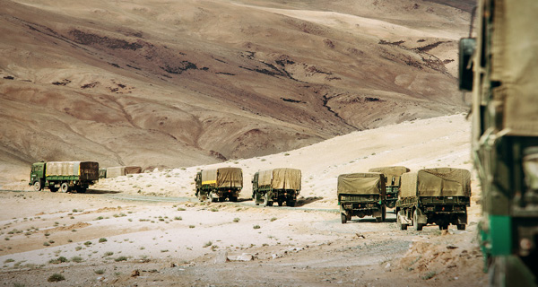 Combat Cargo: The Challenges of Military Logistics - Inbound Logistics