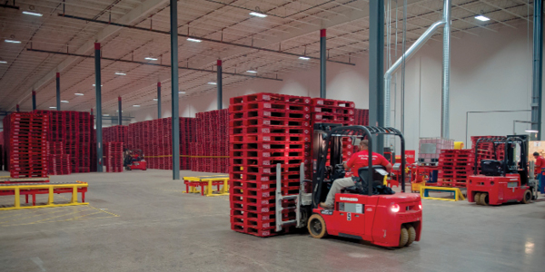 The Mighty Pallet: A Supply Chain Powerhouse - Inbound Logistics