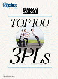 Top 100 3PL Providers Cover