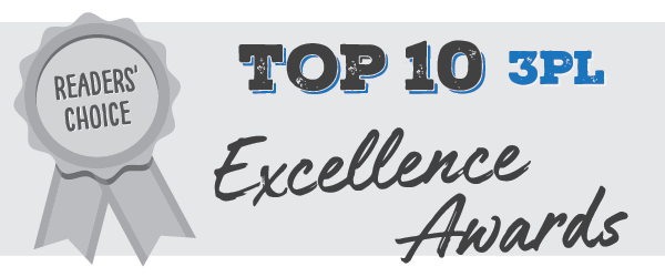Readers Choice: Top 10 3PL Excellence Awards 2018 - Inbound