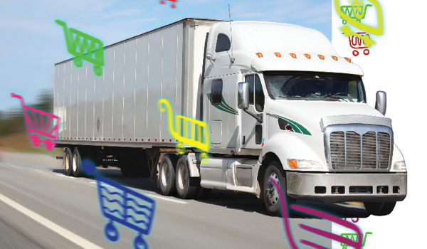 Truckload Carriers and E-commerce: Serving the Middle Mile - Inbound
