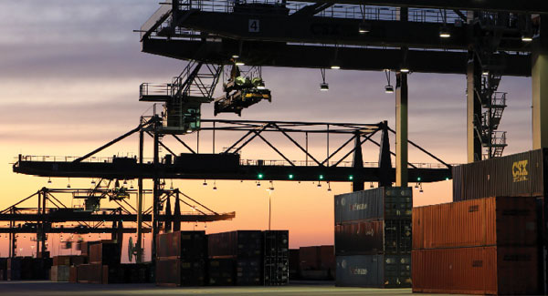 Intermodal: Too Much of a Good Thing? - Inbound Logistics