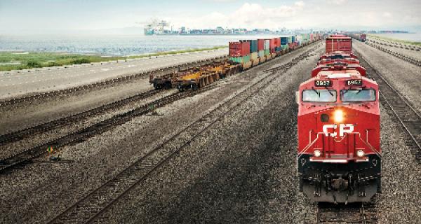 Intermodal : Making the Connection - Inbound Logistics