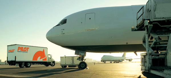 Expedited Transport: It's All in the Timing - Inbound Logistics