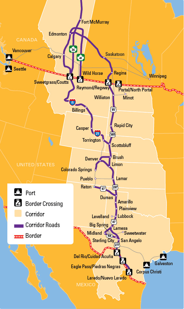 Ports-to-Plains Corridor: A Pipeline for Progress
