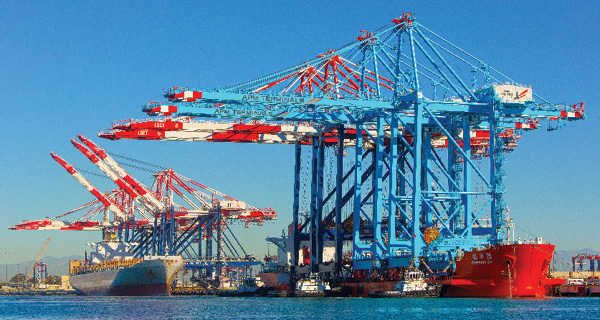 10 Greenest Ports in America - Inbound Logistics